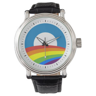 Gay Pride Rainbow Obama Watches