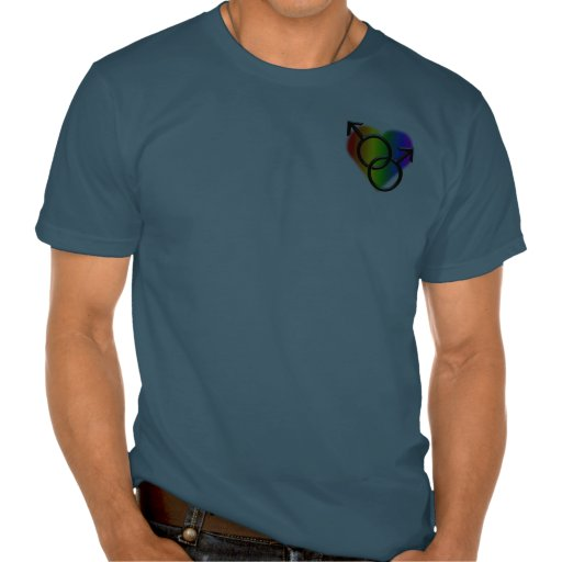 Gay Pride Shirt Organic Same-Sex Love Shirts