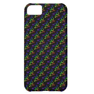 Gay Pride Smartphone Case Rainbow Love Case iPhone 5C Case