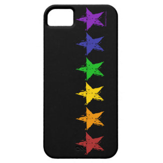 Gay Pride Stars 01 iPhone 5 Case