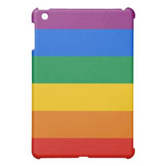 GAY PRIDE STRIPES DESIGN COVER FOR THE iPad MINI