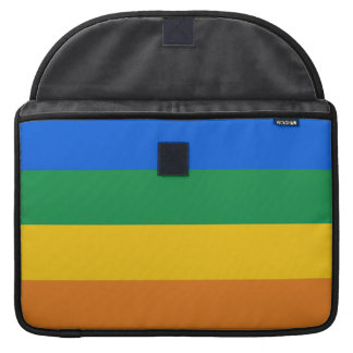 GAY PRIDE STRIPES DESIGN SLEEVES FOR MacBook PRO