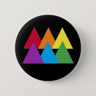 Gay Pride Triangle Pin