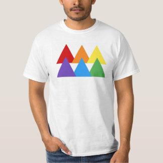 Gay Pride Triangle Tee