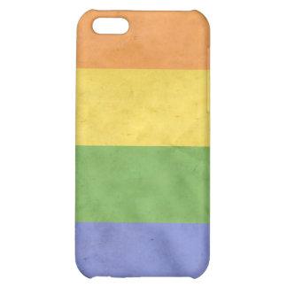 GAY PRIDE VINTAGE DESIGN CASE FOR iPhone 5C