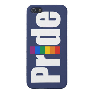 GAY PRIDE WORD BAR BLACK CASE FOR iPhone 5/5S