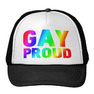 GAY PROUD CAP