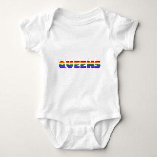 Gay Queens Baby Bodysuit