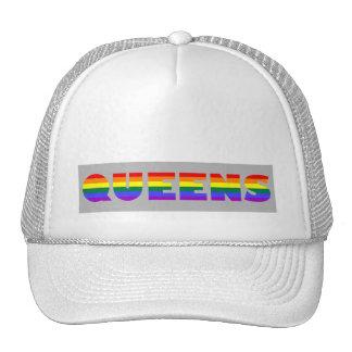 Gay Queens 'grey' hat