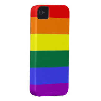 Gay Rainbow Pride iPhone 4 Case
