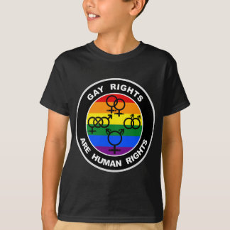 Gay Rights Are Human Rights T-Shirt