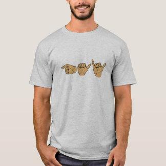 Gay Sign Language .png T-Shirt