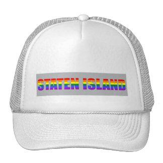 Gay Staten Island 'grey' hat