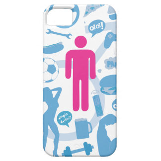 Gay stereotype iPhone 5 case