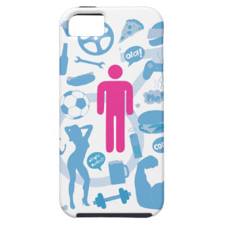 Gay stereotype iPhone 5 cover