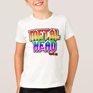 GAY Tshirts for Kids - Metal Head