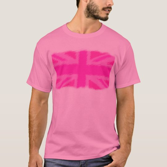 Gay UK Union Jack T-Shirt