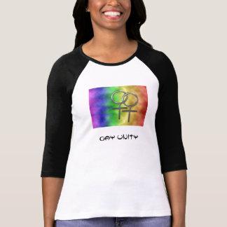 Gay Unity T-Shirt