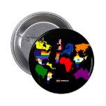 Gay World 6 Cm Round Badge