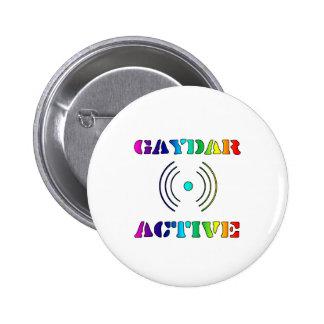 Gaydar Active II Buttons