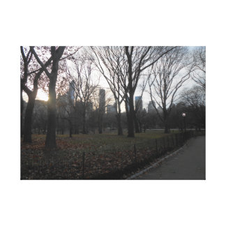 """Gaye Elise Beda"", ""New York City, NYC"" Canvas Print"
