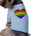 gayheart doggie tshirt