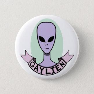 Gaylien [PIN] 6 Cm Round Badge