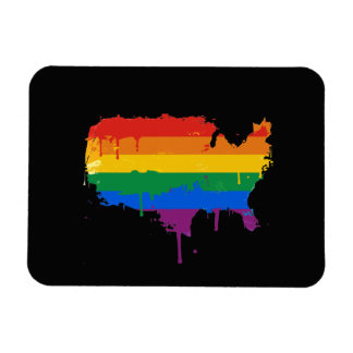 GAYMERICA - .png Magnets