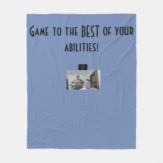 GayMers Inc Gear Fleece Blanket
