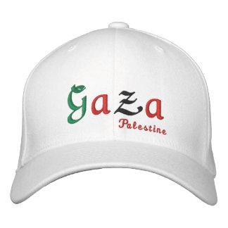 Gaza Palestine Embroidered Hat