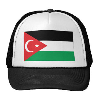 Gaza Turkey solidarity flag Cap