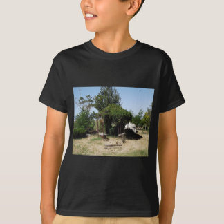 Gazebo with Vines T-Shirt