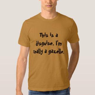 Gazelle Costume Shirts
