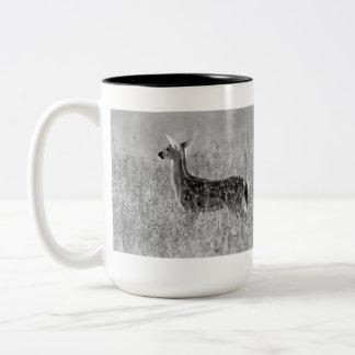 Gazing Fawn Mug