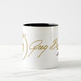 GB Coffee cup Two-Tone Mug