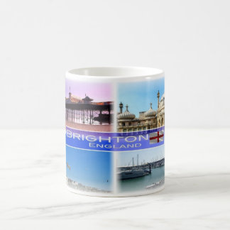 GB England -   Brighton Coffee Mug