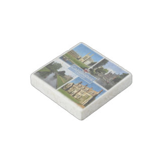 GB England - Cambridge - Anglesey Abbey - Stone Magnet