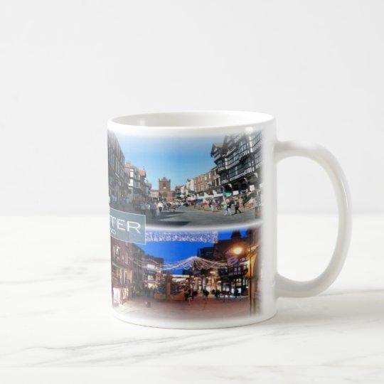 GB England - Chester - Coffee Mug