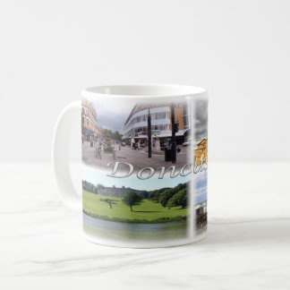GB England - Doncaster - Coffee Mug
