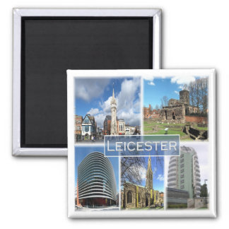 GB * England - Leicester Square Magnet