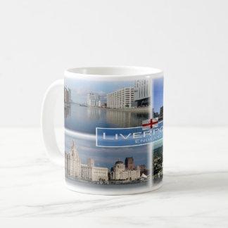 GB England - Liverpool - Coffee Mug