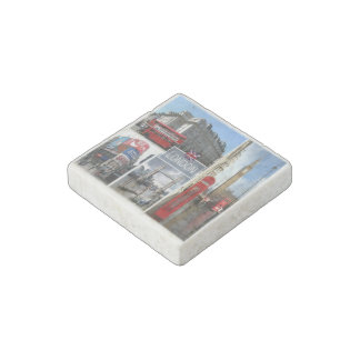GB  England - London - Piccadilly Circus - Tower Stone Magnet