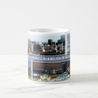 GB England - Manchester - Coffee Mug