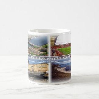 GB England - Southampton - Coffee Mug