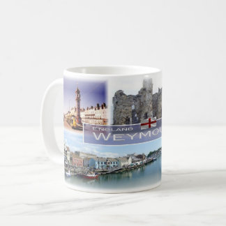 GB England - Weymouth - Coffee Mug