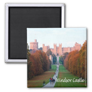 GB - England - Windsor Castle Magnet