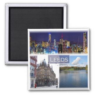 GB * England - Yorkshire - Leeds Magnet