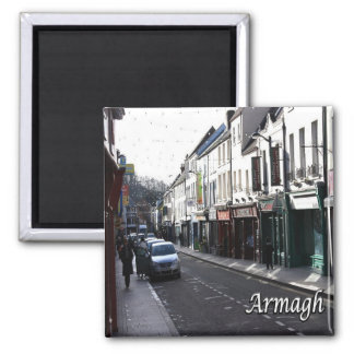GB - Northern Ireland - Armagh Square Magnet