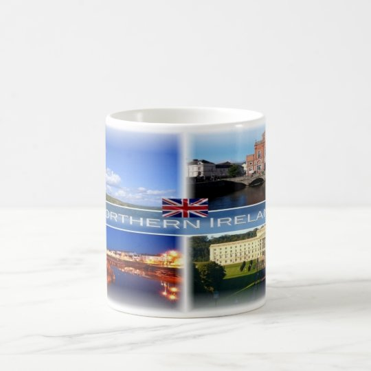 GB Northern Ireland - Coffee Mug