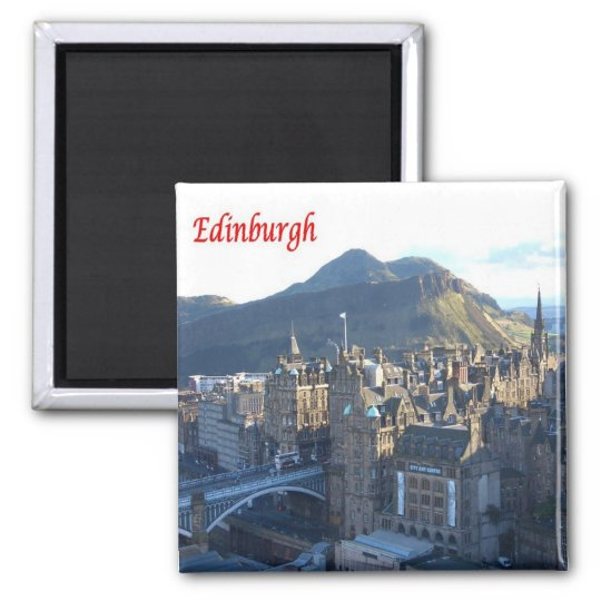 GB - Scotland - Edinburgh Magnet